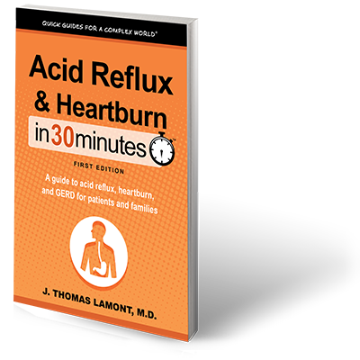 About acid reflux and heartburn in 30 minutes