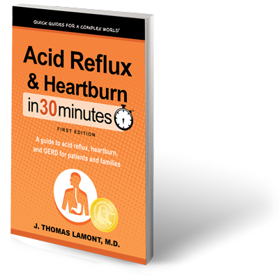 Award winning Acid Reflux Heartburn guide